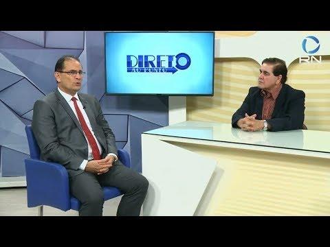 Daniel Pereira abre o jogo para o jornalista Sérgio Pires, na SICTV - Gente de Opinião