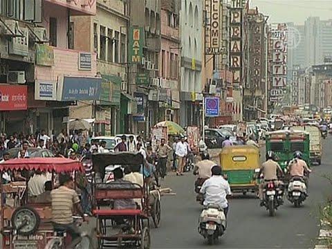 Нью-Дели стал вторым городом мира по чис