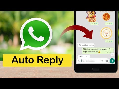 mp4 Auto Answer Whatsapp, download Auto Answer Whatsapp video klip Auto Answer Whatsapp
