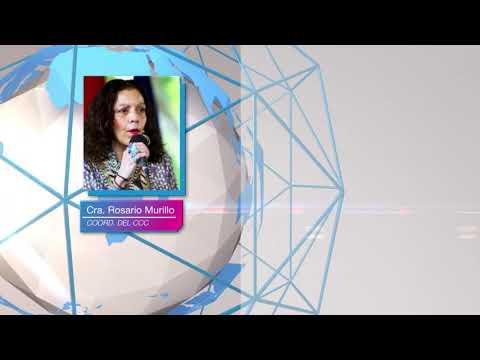 Compañera Rosario Murillo: Nicaragua está hecha de amor, de vigor y de gloria