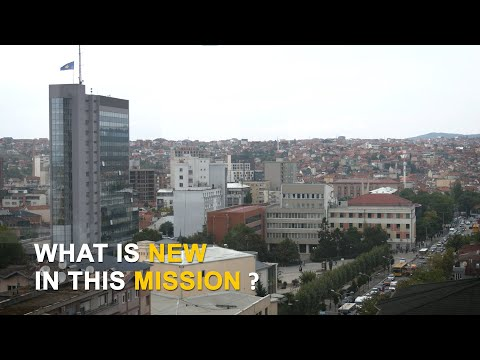 What is new in the mission?