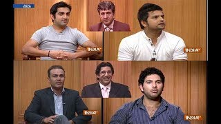 Aap Ki Adalat: Top Moments of Indian and Pakistani cricketers on and off the field