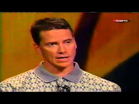 Tom Glavine interview - Up Close - 1999 - Part 1 of 2