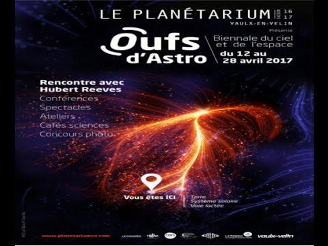 Conférence : Hubert Reeves et Hélène Courtois – Histoire d'Univers, du Big Bang à la biodiversité