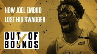 Why Troll King Joel Embiid Lost His Trash-Talking Swagger in the Playoffs | Out of Bounds