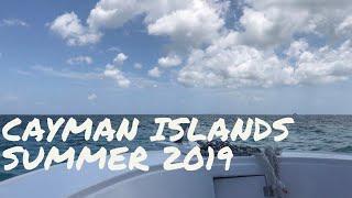 Cayman Islands Summer 2019 Travel Video