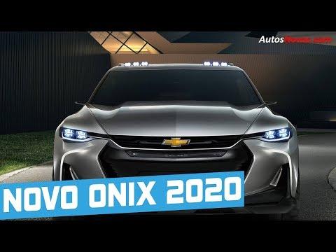 Novo Onix 2020 : Novidades - Autos Novos