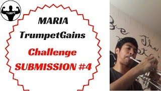 MARIA   TG Challenge Submission #4