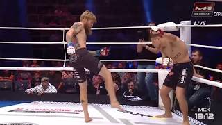 Юхо Валамаа vs Максим Грабович highlights, M-1 Challenge 94