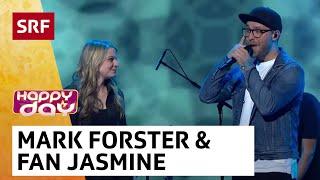 Mark Forster Mit Seinem Grossen Fan Jasmine Mit Dem Hit «Chöre» | Happy Day | SRF Musik