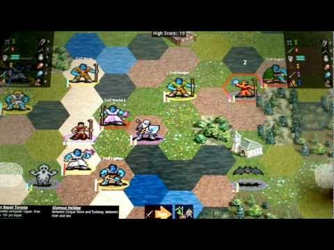 Video of Abyss Wars