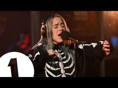 Billie Eilish - You Don't Get Me High Anymore (Phantogram cover) on Radio 1