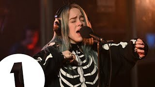 Billie Eilish   You Don't Get Me High Anymore (Phantogram Cover) On Radio 1