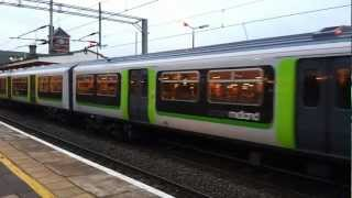 preview picture of video 'London Midland Class 321 no. 321416/411 departing from Harrow and Wealdstone Station on 25/2/13'