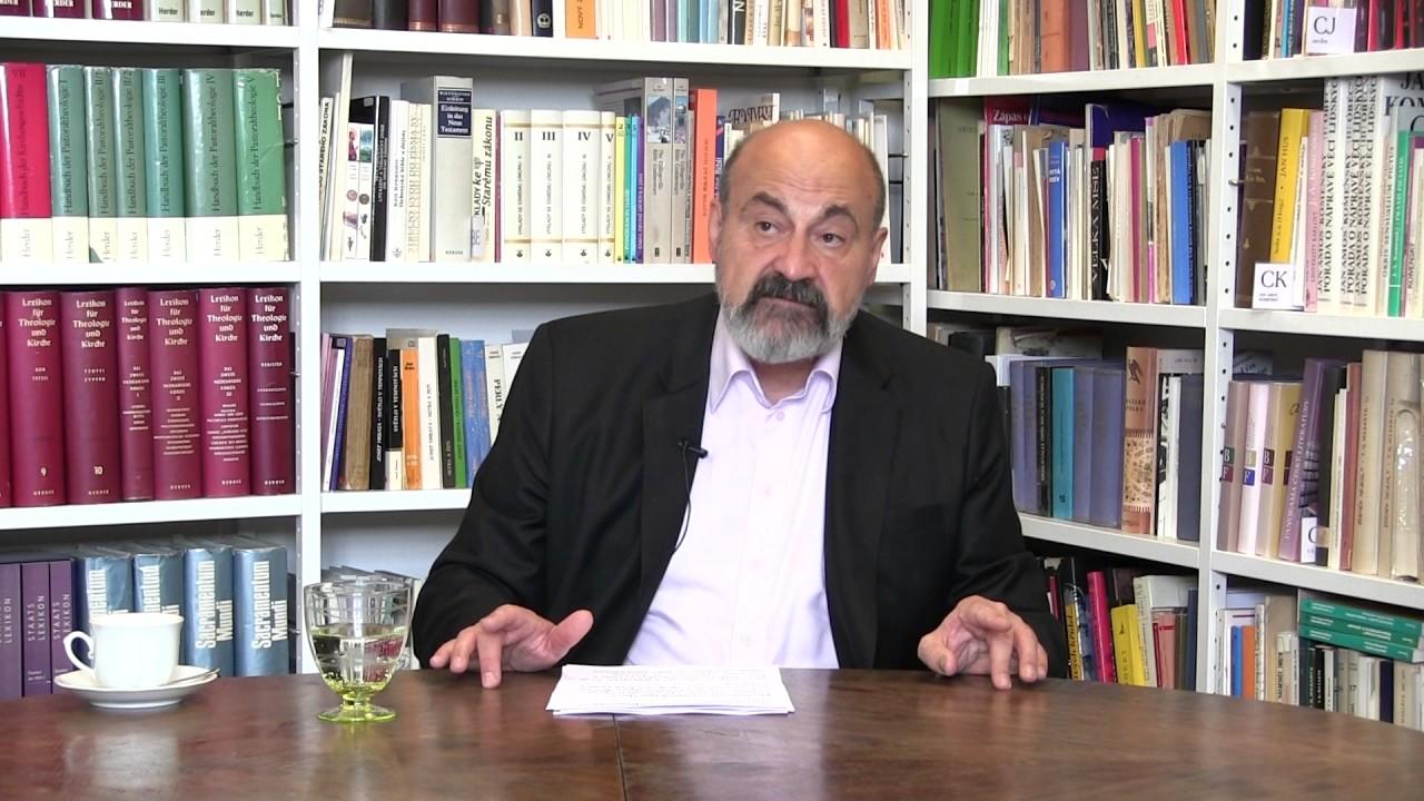 Tomáš Halík k tématu populismu u příležitosti III. FD.