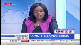 Cross fire : Constitutional crisis - 2017/24/09