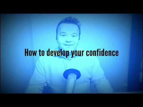 How to develop your confidence and overcome the fear of public speaking