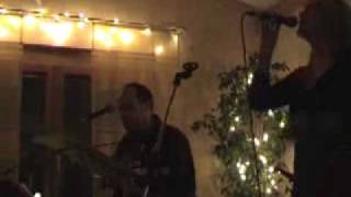 Anja Lehmann- Thank You (live with Klaus Bittner at Jutta's Restaurant in Southern Germany)