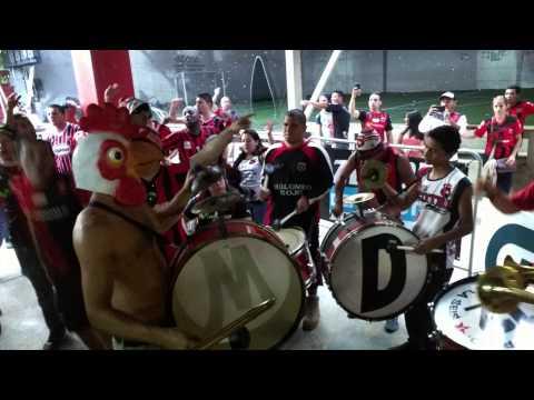 """LDA - DSA (10/05/15) | Previa Bajo Norte - La #12"" Barra: La 12 • Club: Alajuelense"