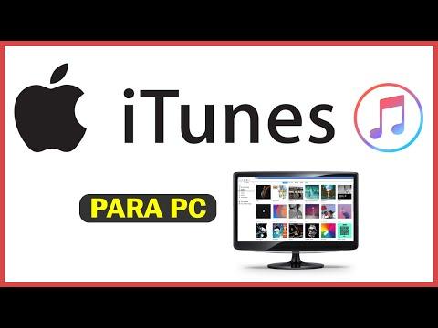 Como Descargar iTunes para PC (Windows)   2020   Gratis   Ultima Version