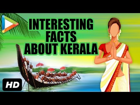 Kerala:God's own country | Unknown Interesting Facts About Kerala in Malayalam