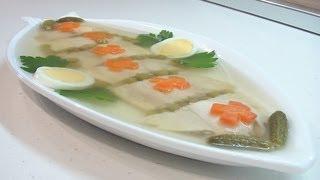 Заливной лещ видео рецепт. Книга о вкусной и здоровой пище