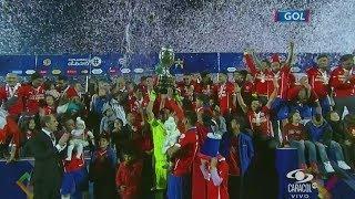 Penalties Chile vs Argentina 4-1 - Final Copa America 2015
