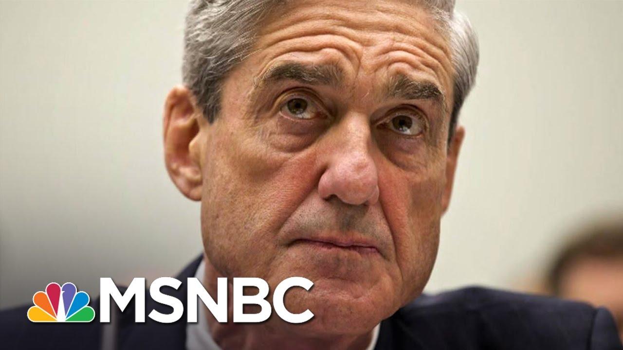 Clint Watts: Robert Mueller Is 'America First' Unlike Donald Trump WH | The Last Word | MSNBC thumbnail