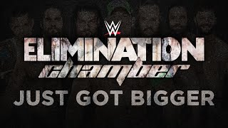 WWE Elimination Chamber 2018 Just Got Even Bigger