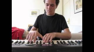 Adagio-The Mirror Stage Keyboard Solo