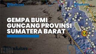 Gempa M 5,8 Guncang Sumatera Barat pada Rabu 5 Mei 2021 Pagi, BMKG: Tidak Berpotensi Tsunami