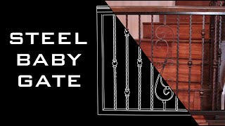 Steel Baby Gate