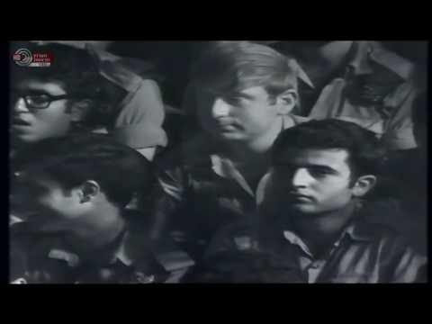 """צפו בהופעה נוסטלגית וסוחפת של יהורם גאון מול חיילי צה""""ל בשנת 1974"""
