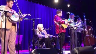 Dr. Ralph Stanley and Nathan Stanley with the Clinch Mountain Boys - Will The Circle Be Unbroken