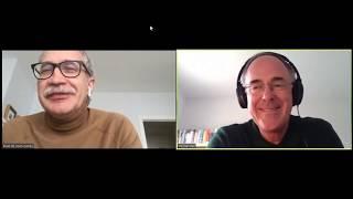 Entrevista de Joan Carles March a Idelfonso Hernandez sobre Coronavirus