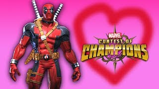 Love is a Battlerealm + Captain Marvel Quest | Marvel Contest of Champions Live Stream