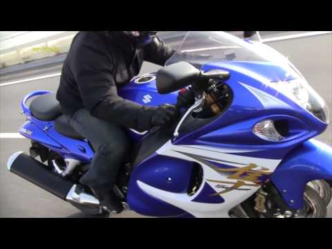 2014 SUZUKI HAYABUSA Road Test WEB Mr. Bike