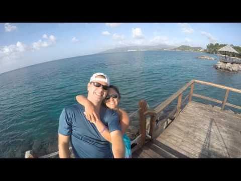 Sandals LaSource Grenada - Wes and Katie Oct 2014