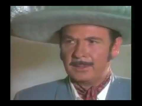 La Yegua Colorada --Antonio Aguilar Pelicula