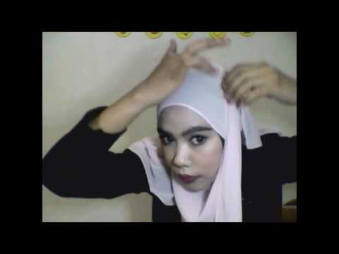 Tutorial Shawl Elfira Loy Half Moon Shawl