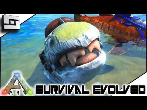 ARK Survival Evolved Walkthrough - ICE CAVE FAIL! S3E84 ( ) by