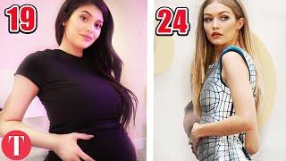 20 Celebrities Who Got Pregnant Under 25