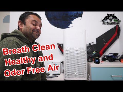 Breath Clean Healthy Odor Free Air XiaoMi Smart Air Purifier