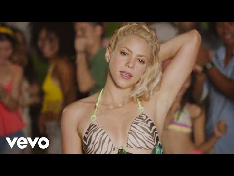 Клип Carlos Vives, Shakira — La Bicicleta (Official Video)