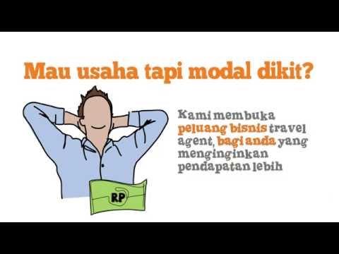 Video Peluang Usaha Travel Agent