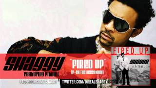 Shaggy feat Pitbull, Fired Up (F*ck The Rece$$ion!) (Official Audio)