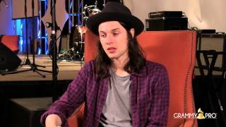 GRAMMY Pro Interview With James Bay