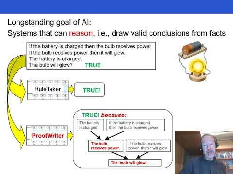 ProofWriter: Generating Implications, Proofs, and Abductive Statements over Natural Language Thumbnail