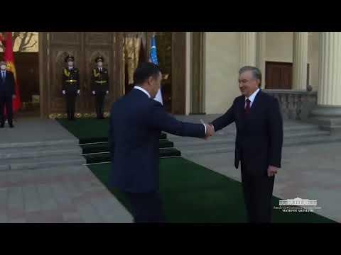 Бизнес-поездка в Узбекистан