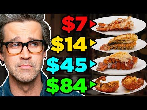 Frozen vs. Fast vs. Fancy Food Taste Test